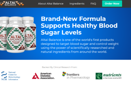 Altai Balance Review – Does it Really Work for Blood Sugar Levels?