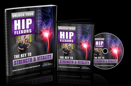 Unlock Your Hip Flexors Review – How does it work?